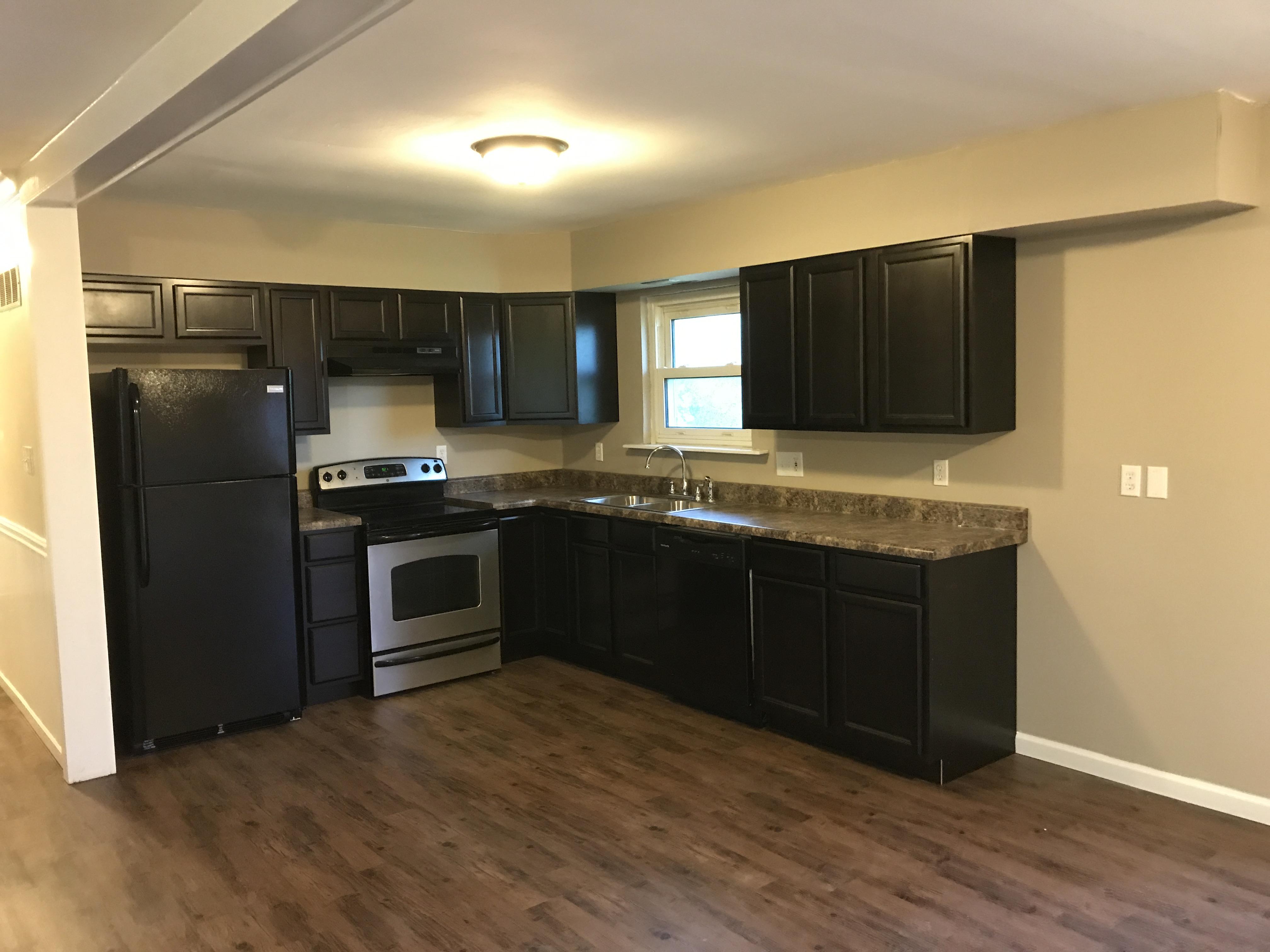 Remodeled Duplex